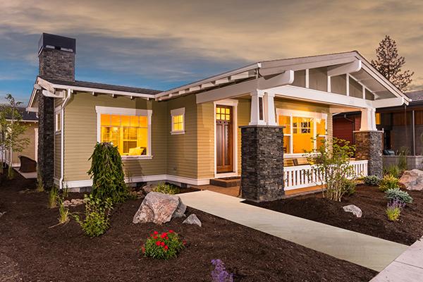 Bend Oregon Homes for Sale - Lot 929 - Exterior